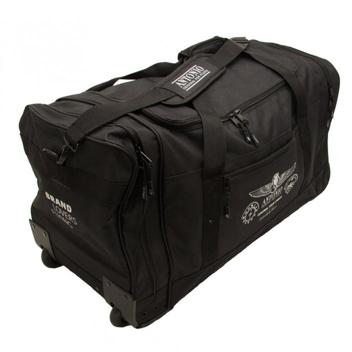 Travel bag on wheels BUSINESS CLASS