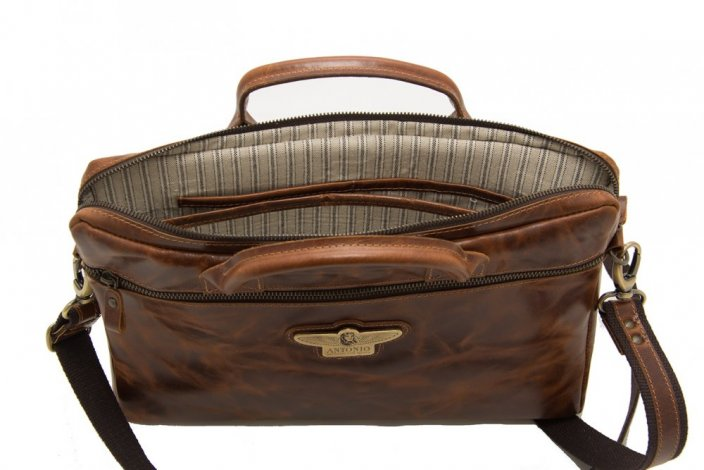 Document en cuir ou sac d'ordinateur portable ROYAL CLASS