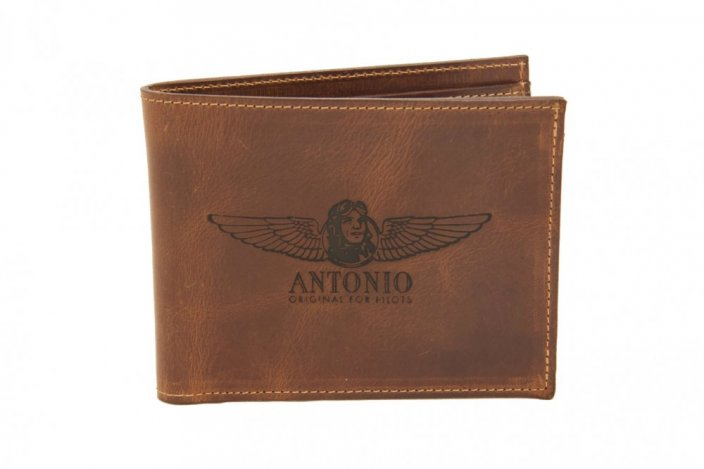 Leather wallet big size TERMINAL