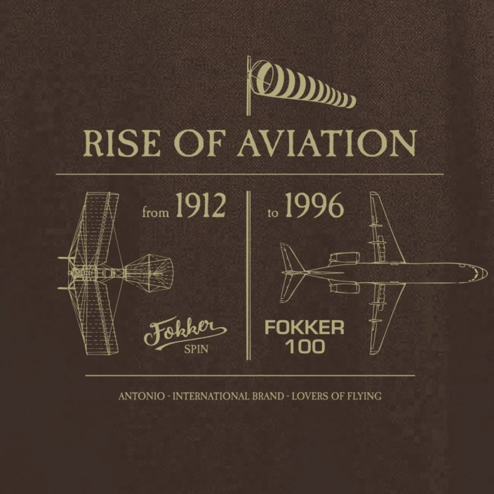 Polo rise of aviation ANTHONY FOKKER