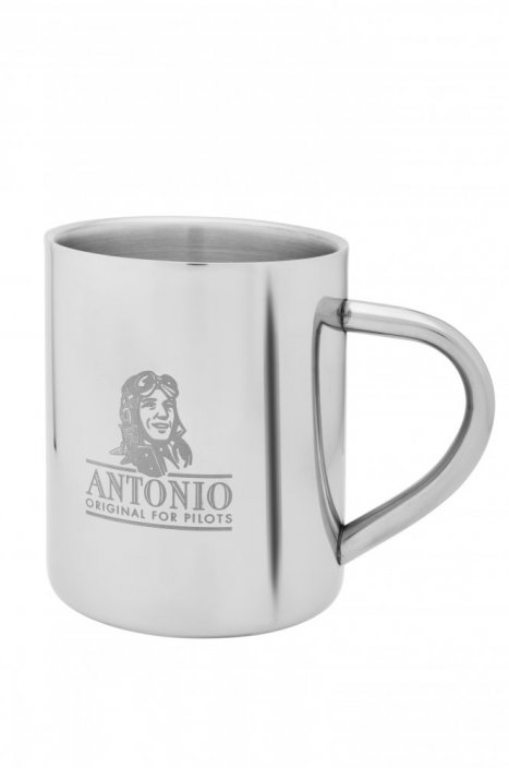 Mug with air motive ANTONIO