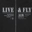 Women sweatshirt with an aviation theme AIR SERVICE (W) - Size: XL